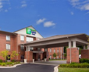 Exterior View Holiday Inn Express Hotel Suites Centerville