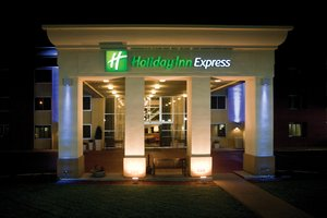 Exterior view - Holiday Inn Express San Francisco Airport South Burlingame