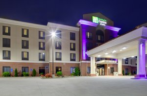 Exterior View Holiday Inn Express Hotel Suites Cross Lanes