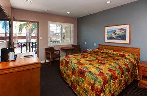 Room - Dunes Inn Sunset Blvd Hollywood