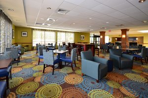 Restaurant - Holiday Inn Express Brockton