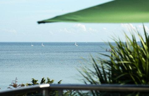 Flying Fish Restaurant View