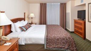 Room - Staybridge Suites Airport Calgary