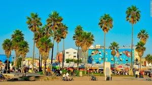 Beach - Dunes Inn Sunset Blvd Hollywood