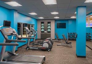 Fitness/ Exercise Room - Fairfield Inn & Suites by Marriott Paramus