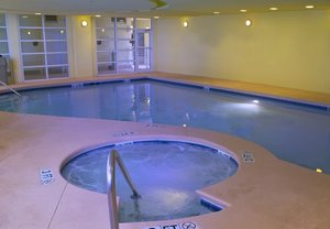 Pool - Wyndham Ocean Blvd Hotel North Myrtle Beach