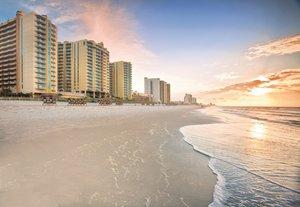 Exterior view - Wyndham Ocean Blvd Hotel North Myrtle Beach