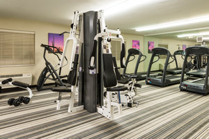 Fitness/ Exercise Room - Candlewood Suites Las Vegas