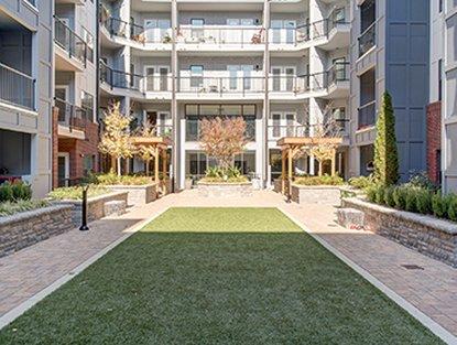 Atlanta Furnished Apartment Exterior