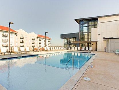 Atlanta Furnished Apartment Pool