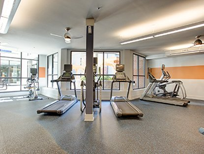 Atlanta Furnished Apartment Fitness