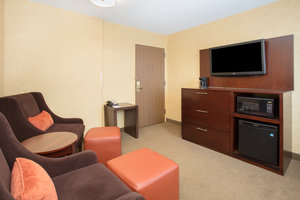 Suite - Crowne Plaza Hotel Denver Airport