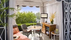 Pool - Peninsula Hotel Beverly Hills