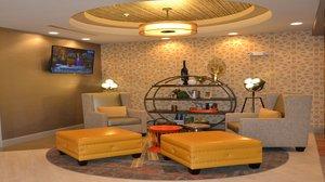 Lobby - Holiday Inn Express Covington