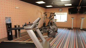Fitness/ Exercise Room - Holiday Inn Express Covington