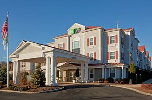 Exterior view - Holiday Inn Express Hotel & Suites Hadley