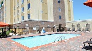 Pool - Holiday Inn Express Covington