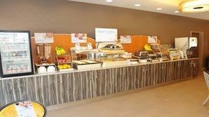 Restaurant - Holiday Inn Express Covington