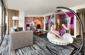 Suite - Hotel Derek Houston