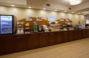 Restaurant - Holiday Inn Express Cedar Rapids