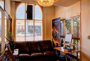 Lobby - Dunes Inn Sunset Blvd Hollywood