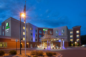Exterior view - Holiday Inn Express Hotel & Suites Thornton