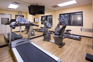 Fitness/ Exercise Room - Holiday Inn Express Hotel & Suites Thornton