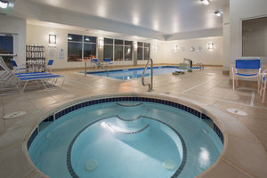 Pool - Holiday Inn Express Hotel & Suites Thornton