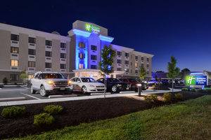 Exterior view - Holiday Inn Express Hotel & Suites West Ocean City