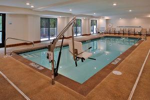 Pool - Holiday Inn Express Hotel & Suites West Ocean City