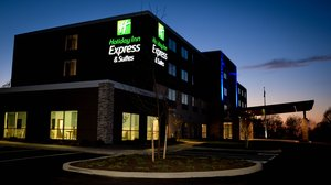 Exterior view - Holiday Inn Express Hotel & Suites Oswego