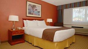 Room - Holiday Inn Hinton