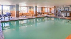 Pool - Holiday Inn Express Woodland