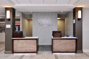 Lobby - Holiday Inn Express Hotel & Suites Lafayette