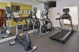 Fitness/ Exercise Room - Holiday Inn Express Hotel & Suites Lafayette