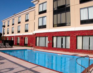 Pool Holiday Inn Express Hotel Suites Tupelo