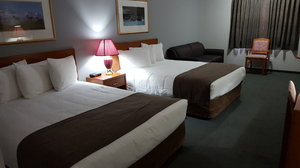 Room - Premier Inn & Suites Lethbridge