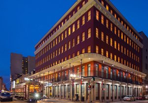 Exterior view - Courtyard by Marriott Hotel Downtown New Orleans