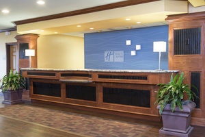 Lobby - Holiday Inn Express Grandville