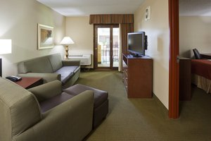 Suite - Holiday Inn Austin