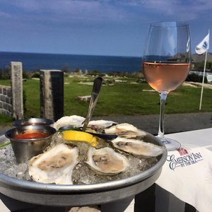 Restaurant - Emerson Inn by the Sea Rockport