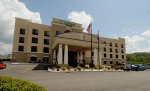 Exterior view - Holiday Inn Express Hotel & Suites Somerset