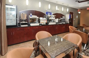 Restaurant - Holiday Inn Express Hotel & Suites Somerset