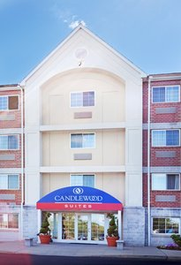 Exterior view - Candlewood Suites Burlington