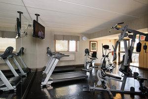 Fitness/ Exercise Room - Holiday Inn Express Essington