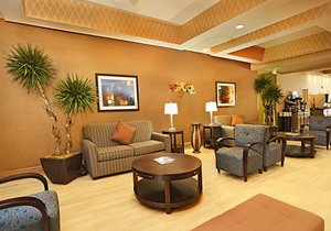 Lobby - Holiday Inn Express Hotel & Suites Bossier City