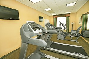 Fitness/ Exercise Room - Holiday Inn Express Hotel & Suites Bossier City