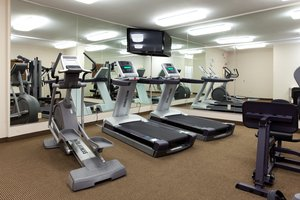 Fitness/ Exercise Room - Candlewood Suites Denham Springs