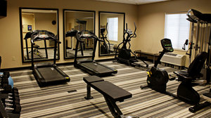 Fitness/ Exercise Room - Candlewood Suites Southern Hills Drive Sioux City