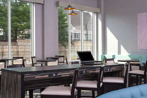 Restaurant - Holiday Inn Express Hotel & Suites Norwood